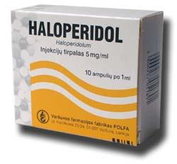 Haloperidol Injection