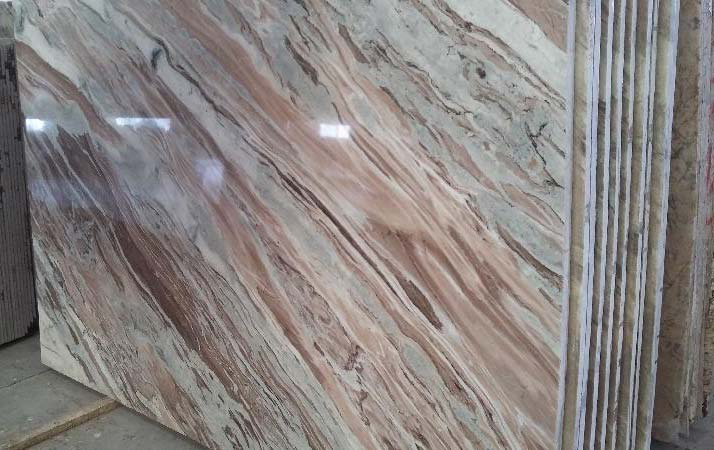 Brown Fantasy Marble Slabs