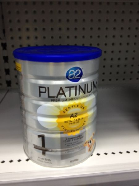 A2 Platinum Milk Powder