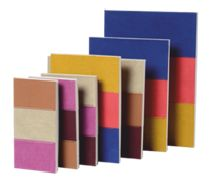 X203A Genuine Leather Notebooks