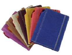 X301D Genuine Leather Notebooks