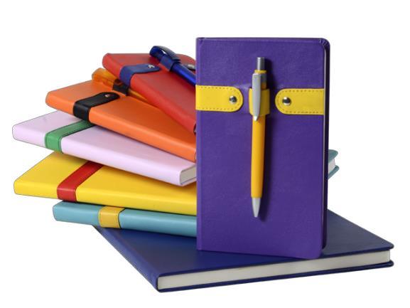 X305 Hard Pasting Notebooks