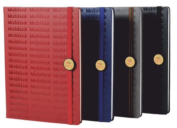 X306 Hard Pasting Notebooks