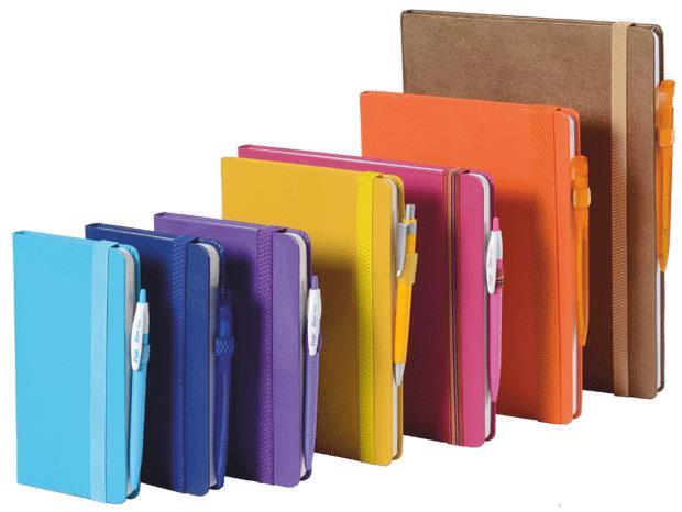 X307 Hard Pasting Notebooks