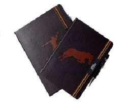 X312A Genuine Leather Folders