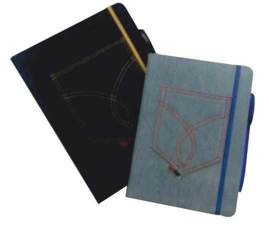 X316B Hard Pasting Notebooks