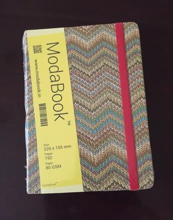 X317 Hard Pasting Notebooks