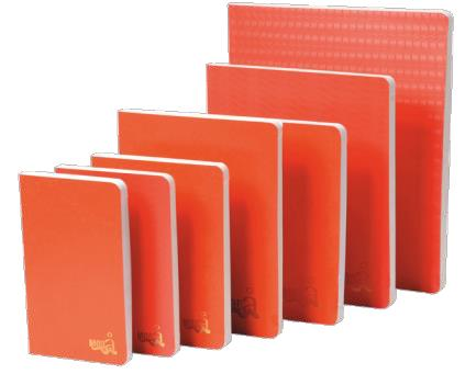 X401D Soft Pasting Notebooks