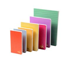 X402A Genuine Leather Notebooks