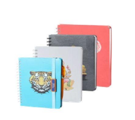 X503A Spiral Notebooks