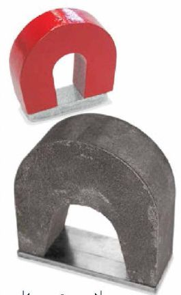 Alnico 5 Magnet Horseshoe
