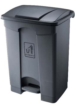 Plastic Step On Garbage Bin (30 Ltr)