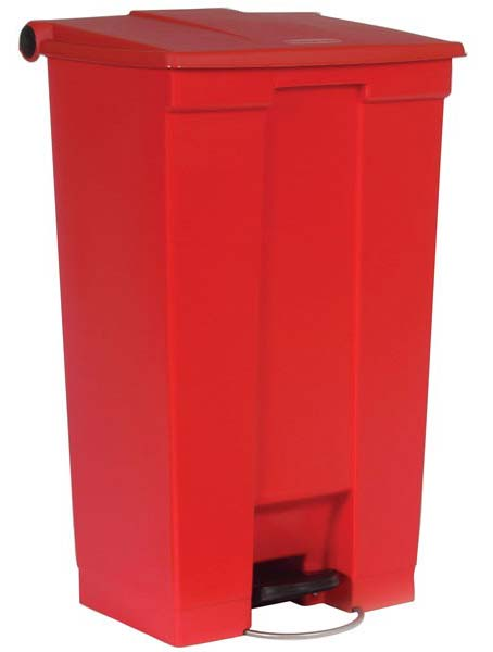 Plastic Step On Garbage Bin (87 Ltr)