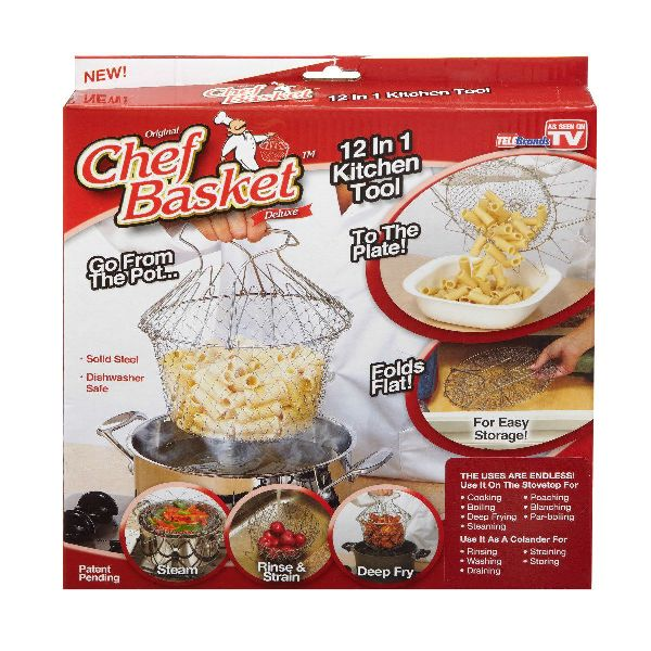 Steel Chef Baskets