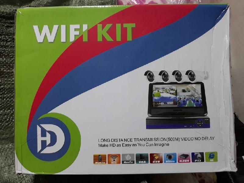 4 Camera Wifi Kit