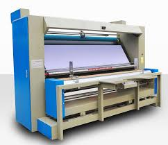 Auto Edge Fabric Inspection Machine
