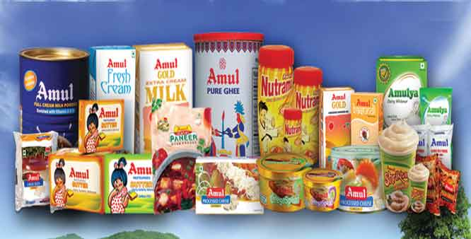 amul company Small producers of milk in the state of gujarat established amul diary in 1946   one of the most interesting things about amul is how a dairy.