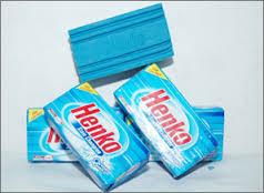 Henko Detergent Cake