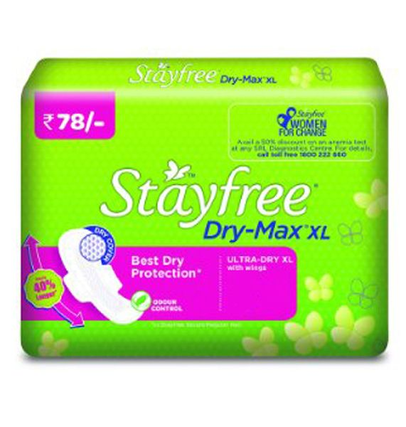Stayfree Sanitary Napkins