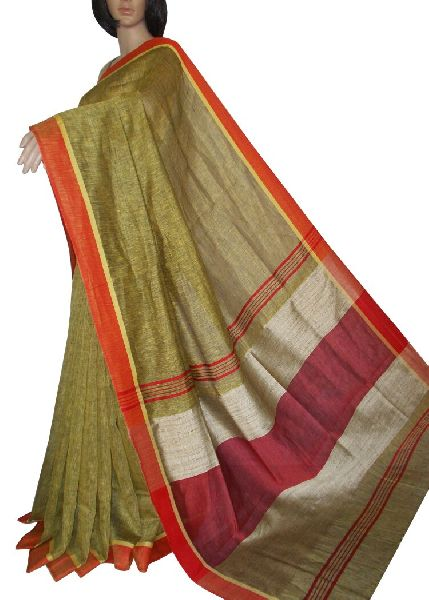 Linen By Linen Saree 04