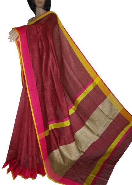 Linen By Linen Saree 05