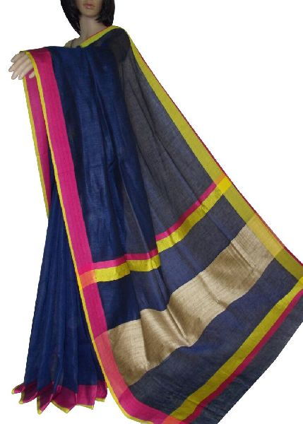 Linen By Linen Saree 06