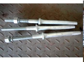 Galvanized Insulator Pin 01