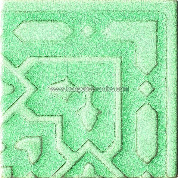 Ice Crack Series Deco Tiles (ERL143-1)