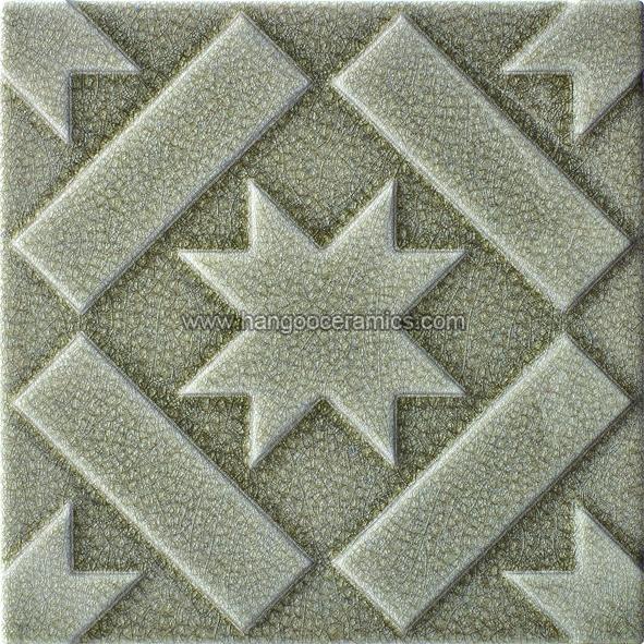 Ice Crack Series Deco Tiles (ERL232)