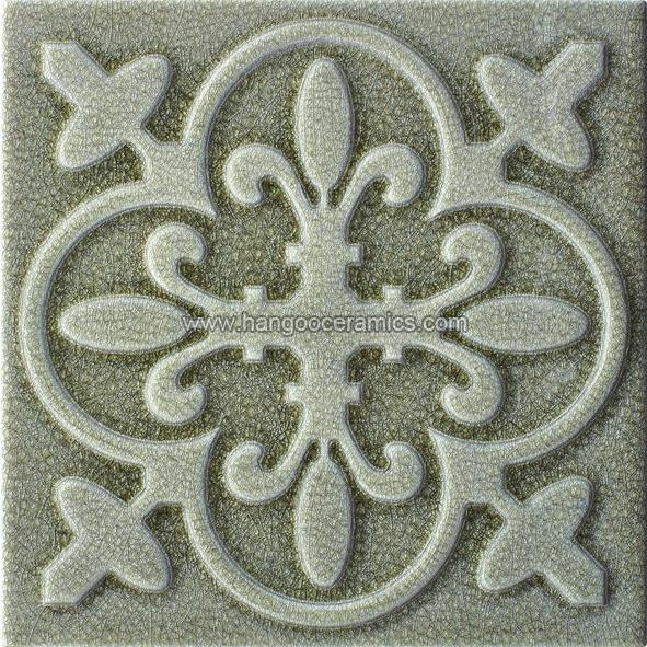 Ice Crack Series Deco Tiles (ERL234)