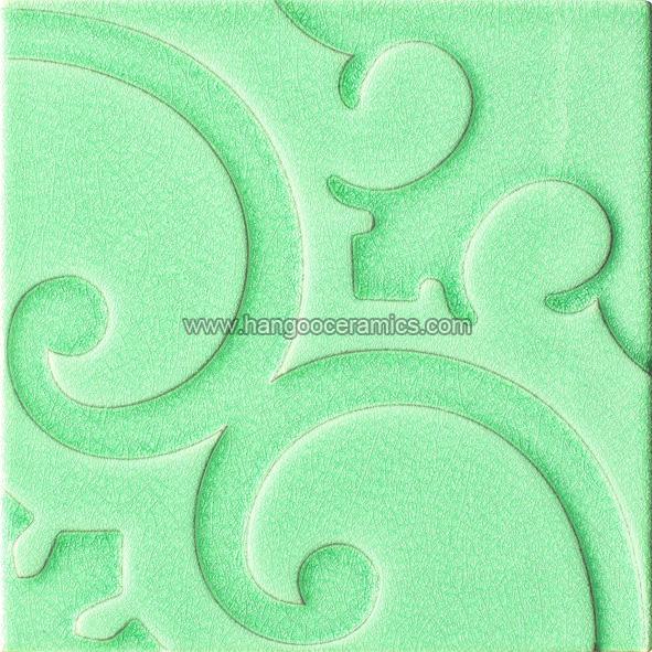 Ice Crack Series Deco Tiles (ERL243)