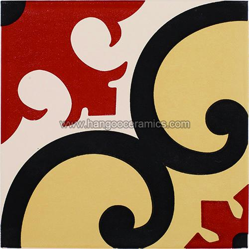 Passionate Time Series Deco Tile (ERR212)