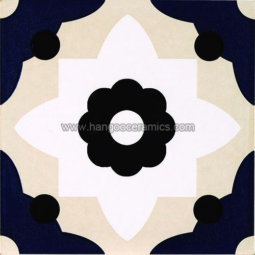 Time Roamer Series Deco Tile (EBR201)