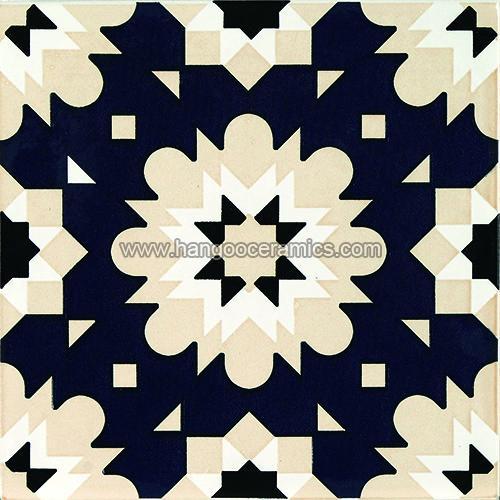 Time Roamer Series Deco Tile (EBR202)