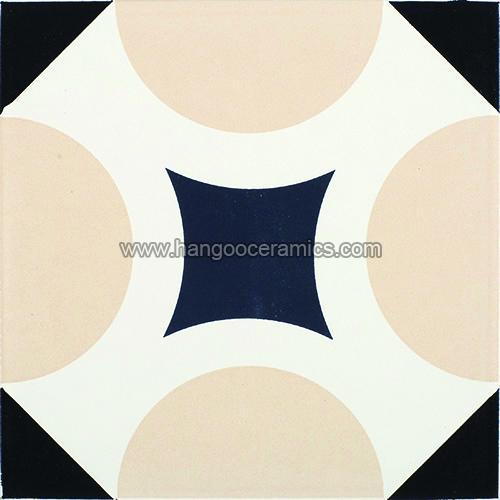 Time Roamer Series Deco Tile (EBR203)