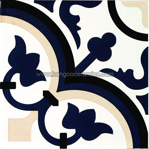 Time Roamer Series Deco Tile (EBR204)