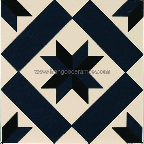 Time Roamer Series Deco Tile (EBR207)