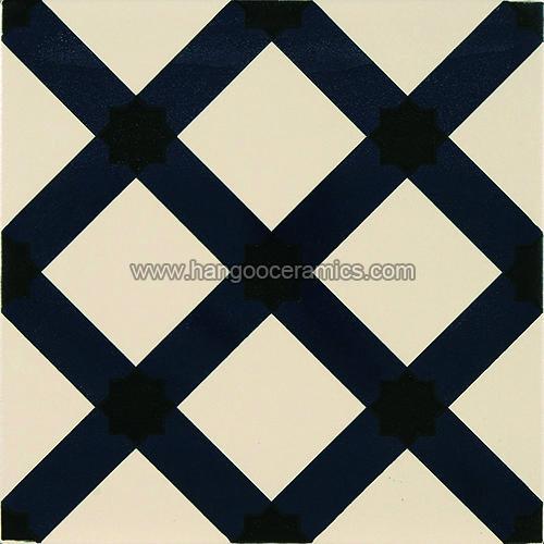 Time Roamer Series Deco Tile (EBR208)