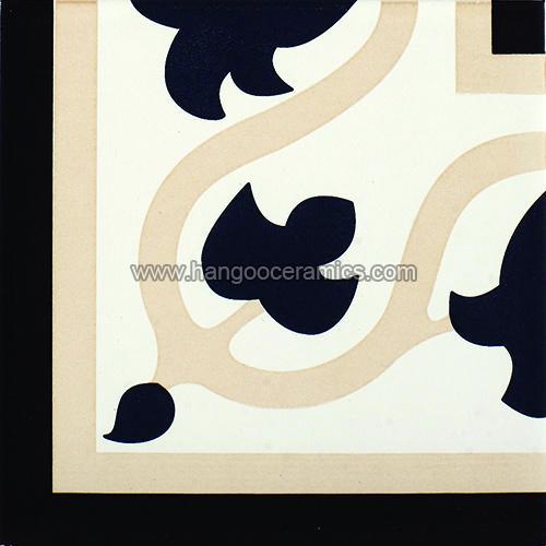 Time Roamer Series Deco Tile (EBR209)