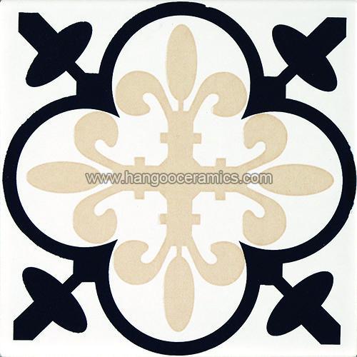 Time Roamer Series Deco Tile (EBR211)