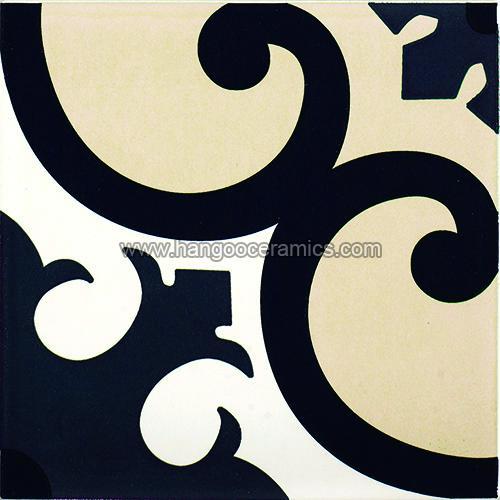 Time Roamer Series Deco Tile (EBR212)