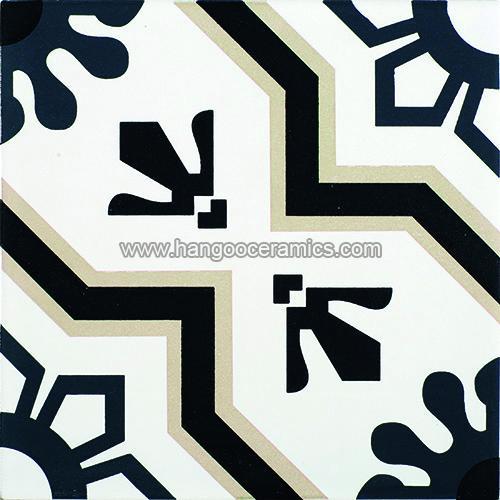 Time Roamer Series Deco Tile (EBR214)
