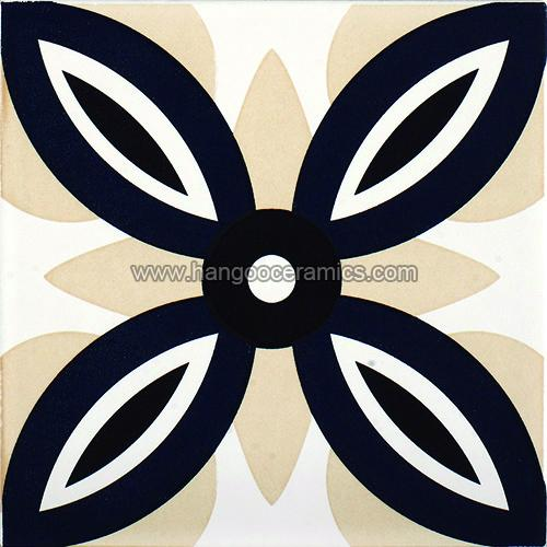 Time Roamer Series Deco Tile (EBR216)