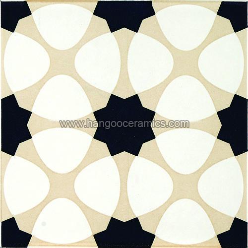 Time Roamer Series Deco Tile (EBR218)