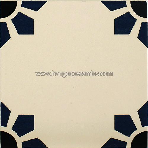 Time Roamer Series Deco Tile (EBR222)