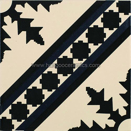 Time Roamer Series Deco Tile (EBR223)