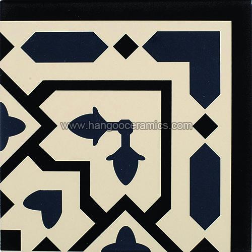 Time Roamer Series Deco Tile (EBR224)
