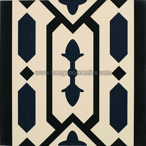 Time Roamer Series Deco Tile (EBR225)