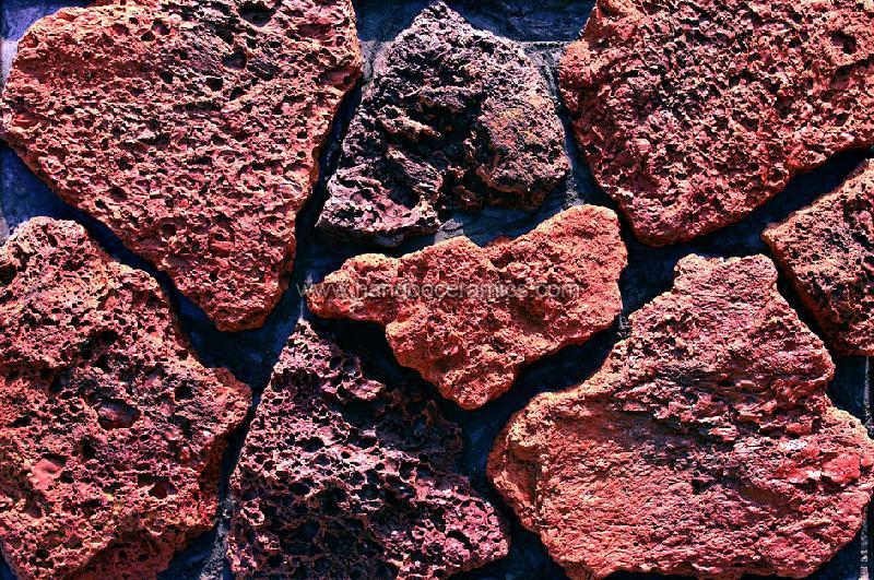 Volcanic Rock Series Castle Stone (GB-R01)
