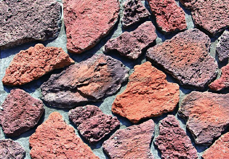 Volcanic Rock Series Castle Stone (GB-R08)